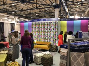 0e29338838fbe5 Продукція текстильного лідера на «Design Living Tendency-2018»