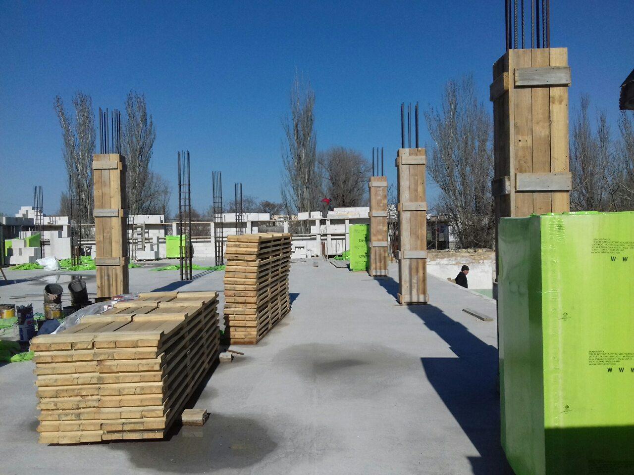 Александр Соколовский Текстиль-Контакт строительство завода